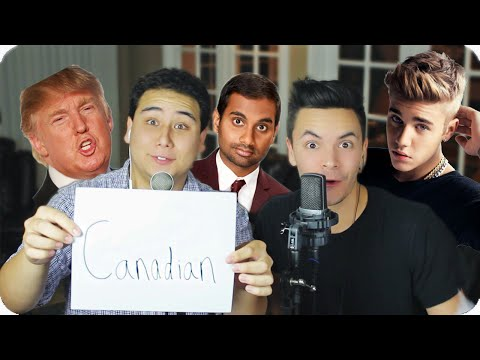 """Justin Bieber - """"Sorry"""" Improv Impersonation Challenge COVER (Live One-Take)"""