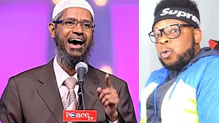 CATHOLIC REACTS TO Did Jesus died for our Sins? Is Jesus God? Dr Mathew arguing with Dr Zakir Naik