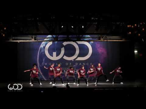 Beat Drop Crew  | Youth Division | World of Dance Houston 2016 | #WODHTOWN16