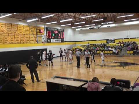 11-12 -16 Weatherford College vs Blinn College Men's Basketball Game