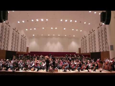 "Qigang CHEN's ""Luan Tan"" (乱弹) UK Premiere a BBC Recording by Royal Liverpool Philharmonic"