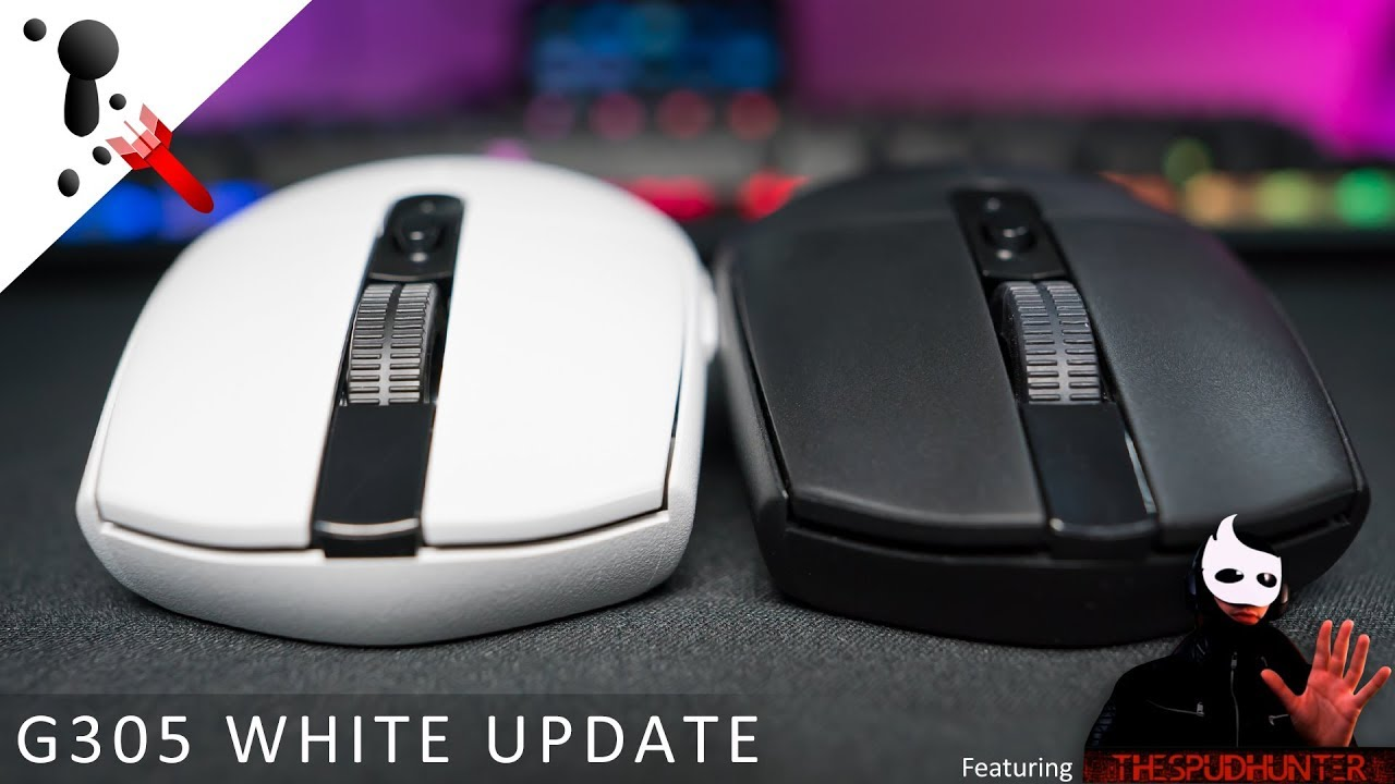 55e3471e242 Will a new mouse make you pro? G305 Update feat. TheSpudHunter - YouTube