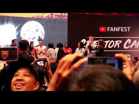 YOUTUBE CREATOR CAMP INDONESIA 2019, THAMRIN- JAKARTA #YTFFID - JA...