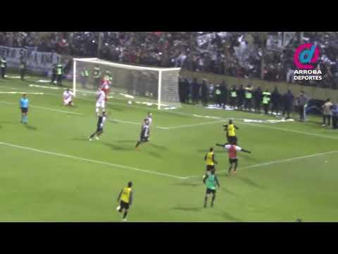 Central Norte (Salta) 1 vs. Guaraní Antonio Franco (Misiones) - Gol Diego Nuñez