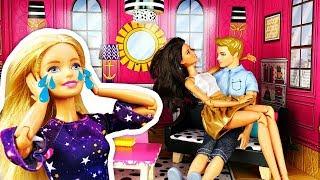 Шумные соседи Барби - Мультик Барби. Смешное видео с куклами