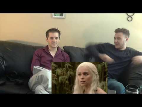 """Game of Thrones Season 1 Episode 3 """"Lord Snow"""" Reaction S01 E03"""