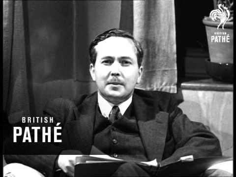 Harold Wilson 1947 Youtube