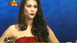 Chika Minute: Kauna-unahang Miss World Philippines, itinanghal na