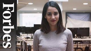 Alexandra Zatarain: Sleep Is The Means To An End - Relentless | Forbes