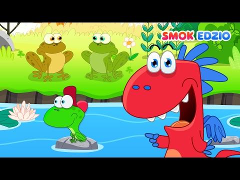 Była sobie żabka mała | Piosenki dla dzieci Smoka Edzia | ZESTAW piosenek