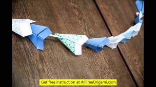 Origami Planes That Fly Far