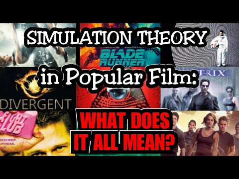 SIMULATION THEORY IN POPULAR FILM: What Does It ALL Mean?👁