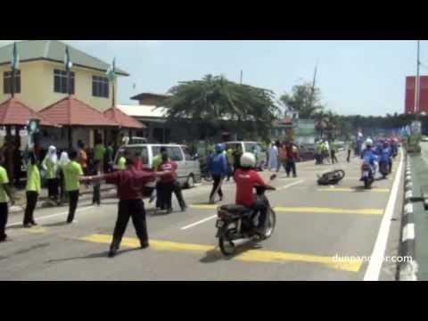 Provokasi Di Majlis Penutup Penamaan Calon Pengkalan Chepa
