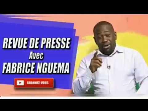 Revue de presse Fabrice Nguema du Lundi 6 juillet 2020 !!!