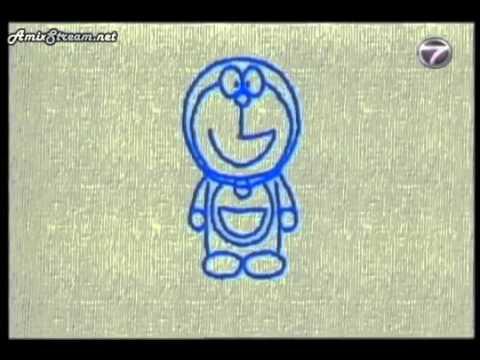 Doraemon Ending song in Malay Ver