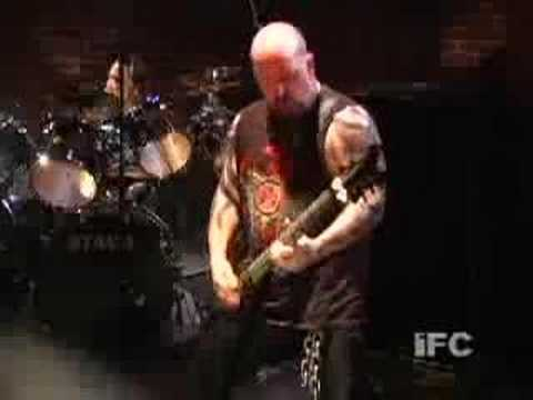 Slayer - Disciple On The Henry Rollins Show