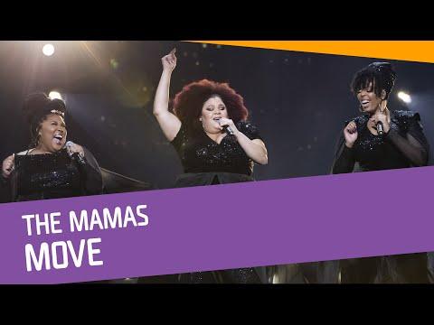 FINALEN: The Mamas – Move