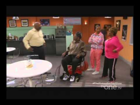 Rickey Smiley Show- You Want to Bet pt1