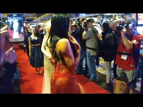 AVN AWARDS 2018 Red Carpet Feat. Romi Rain Char Stokely Bree Mills Hard Rock Hotel And Casino