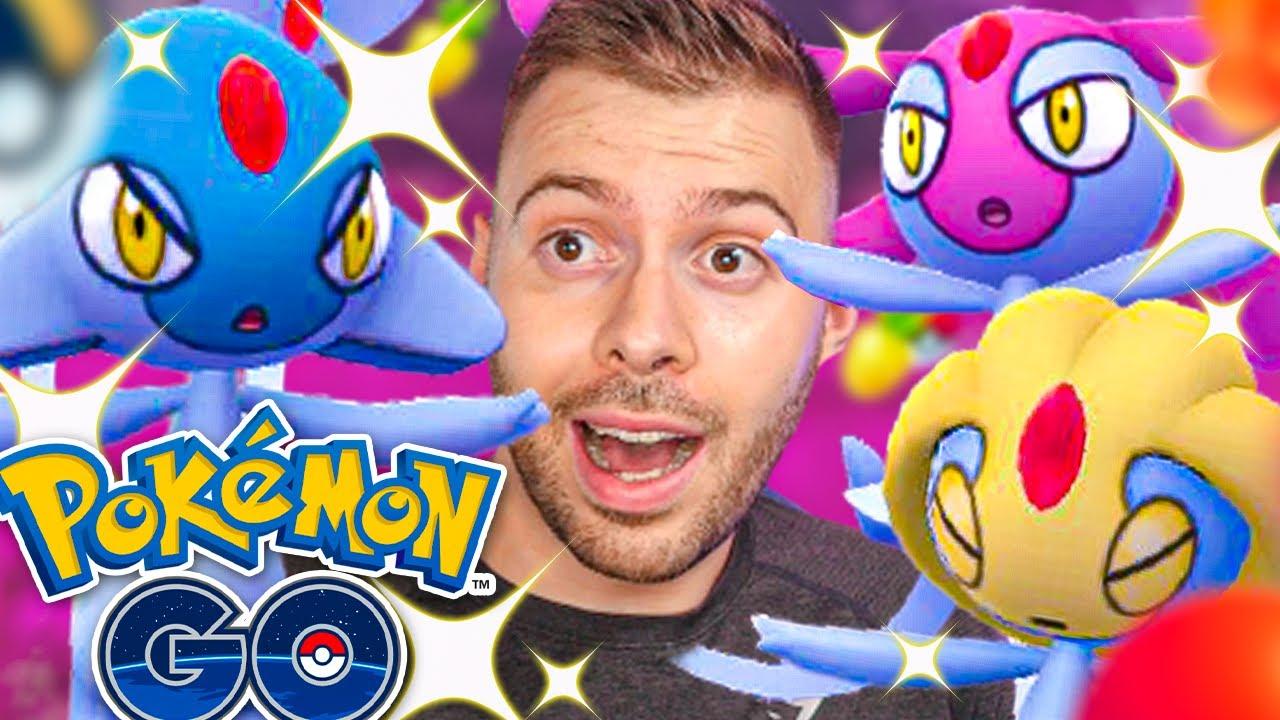 Download LES CRÉ' SHINY SONT LÀ ! - Pokémon Go