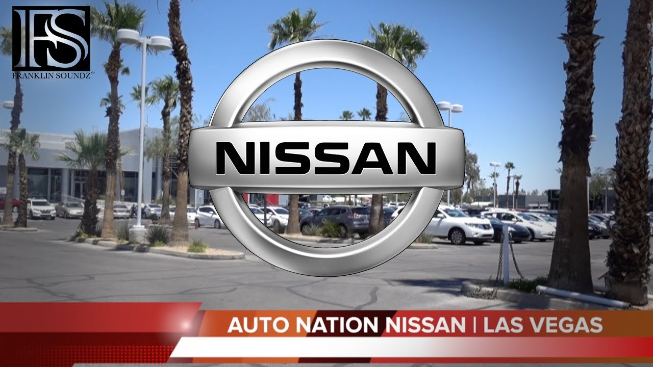 autonation nissan las vegas - youtube