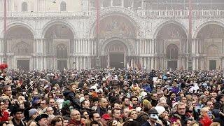 Les Vénitiens ne supportent plus l'avalanche touristique