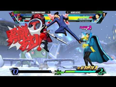 Final Round 20 Ultimate Marvel vs Capcom 3 Top 16