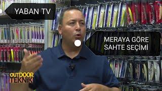 LEVREK SAHTELERİ VE MERA SEÇİMİ, UV SAHTELER (yaban tv çekimi)