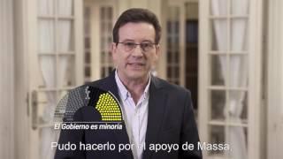 Spot leyes del ajuste // Marcelo Ramal Diputado