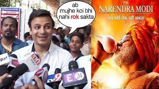 Watch Vivek Oberoi's CRAZY Reaction @Sidddhivinayak after PM Modi's Biopic Film Becomes SUPER HIT