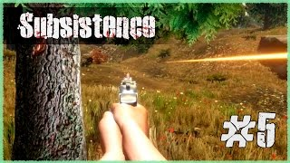 Subsistence 5 Перестрелки с охотниками