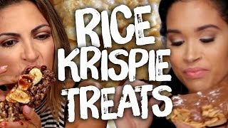 Video 6 Extreme Rice Krispies Treat Creations (Cheat Day) download MP3, 3GP, MP4, WEBM, AVI, FLV Januari 2018
