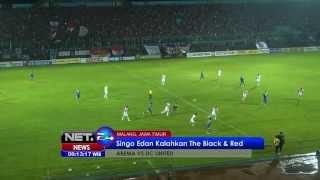 NET24 - Arema Hajar DC United 2-1