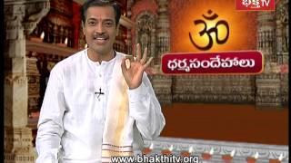 Describe about Nomulu Vratalu   Dharma sandehalu - Episode 409_Part 2