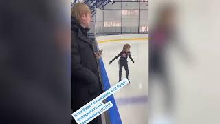 Евгений Плющенко заставил сына Сашу приседать 50 раз за опоздание на тренировку