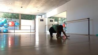 2020-06 Contemporary Dance workshop trailer