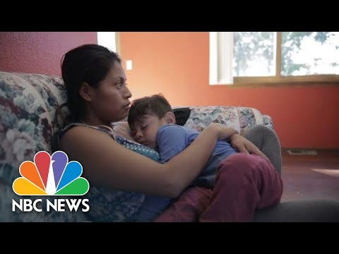 In Search Of Asylum: A Family Separated At The Border | NBC News
