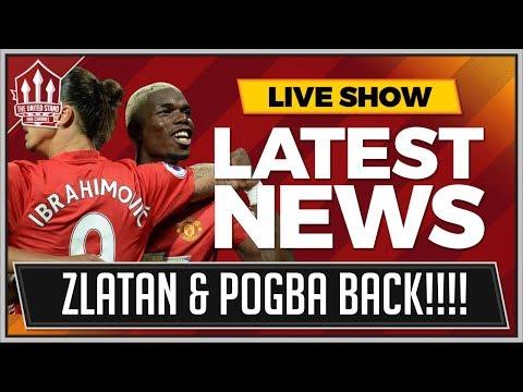 ZLATAN & POGBA Back For MANCHESTER UNITED vs NEWCASTLE UNITED!