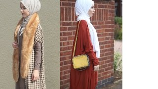 TWO MODEST OUTFITS | NabiilaBee