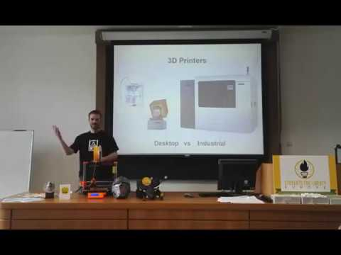 Introduction to 3D printing (Tomáš Michálek)