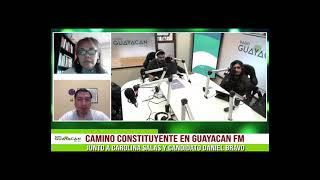 Daniel Bravo Constituyente Distrito 5- Radio Guayacán