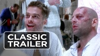 12 Monkeys Official Trailer #1 - Bruce Willis, Brad Pitt Movie (1995) HD