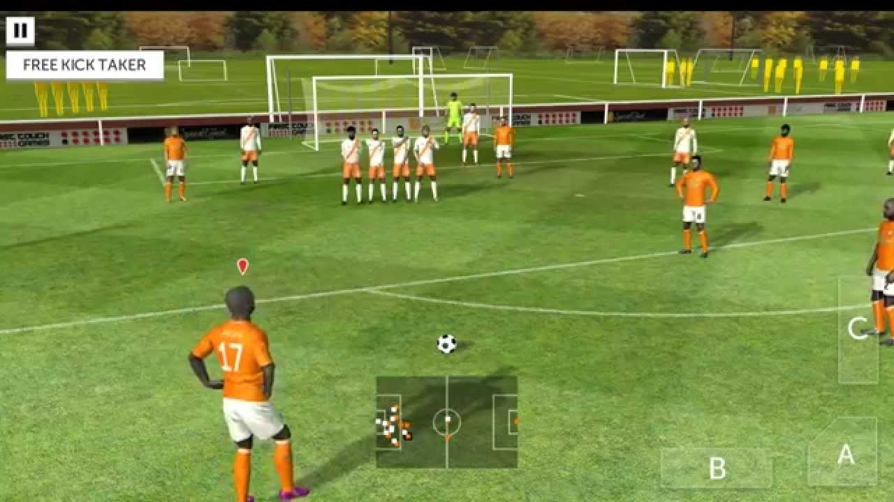 first touch soccer 2015 gameplay ios android proapk youtube first touch soccer 2015 gameplay ios android proapk
