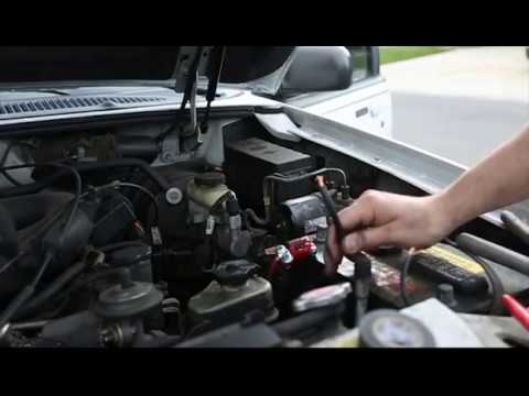 Rapid Clicking When Trying To Start Car Fixed