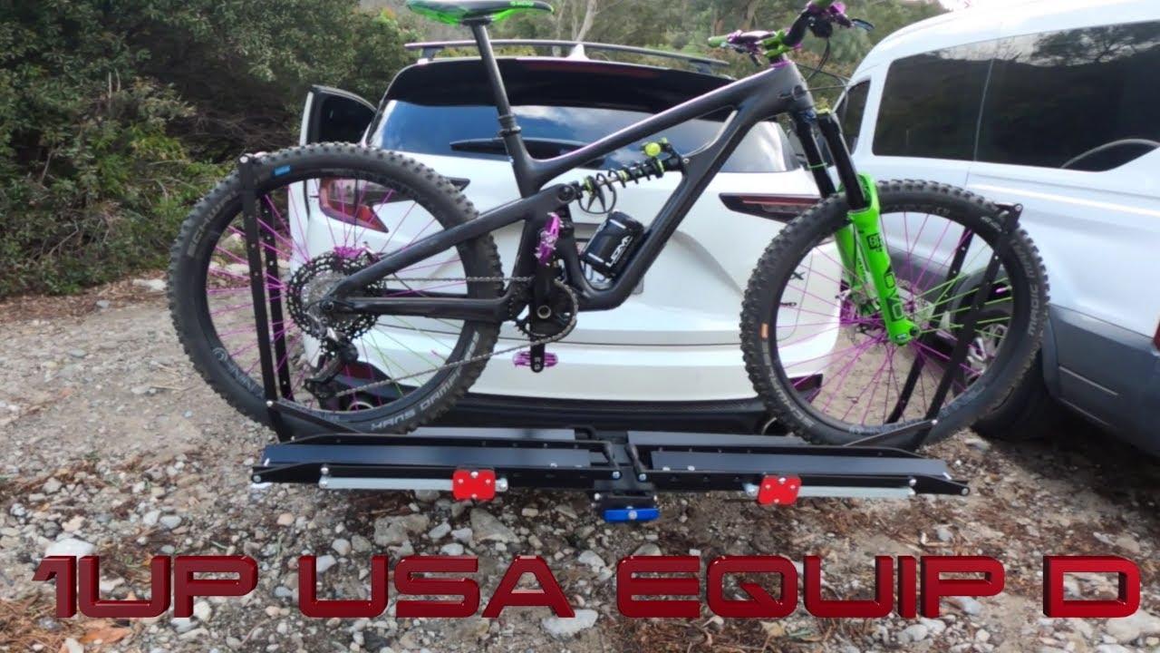 review of 1up usa brand new equip d bike rack vs original quick rack pros and cons april 7 2020