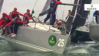 2014 Rolex Farr 40 Worlds - In Plenty Of Time