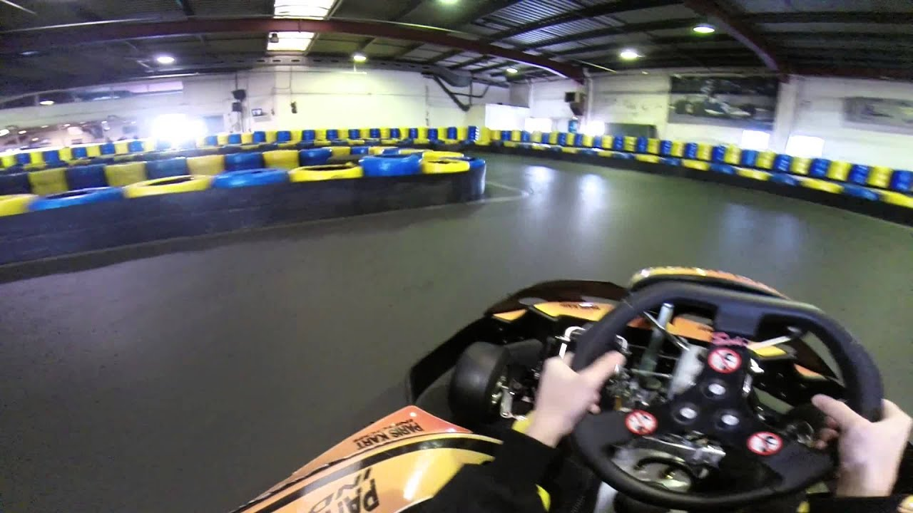 karting paris kart indoor 23 02 2014 youtube