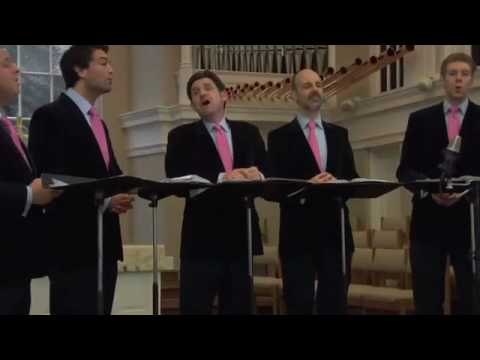 Kings Singers - I Love My Love 021410.mp4
