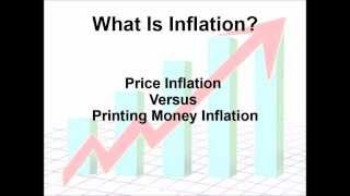 What Is Inflation? | Price Inflation Versus Printing Money Inflation
