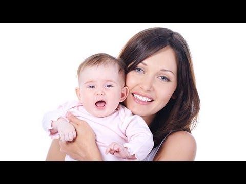 Как держать ребёнка на руках?